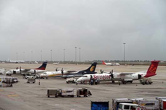 ベンガルール ATR42 ATR72 & Dash8