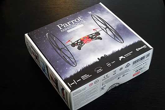 Parrot Minidorne Rolling Spider