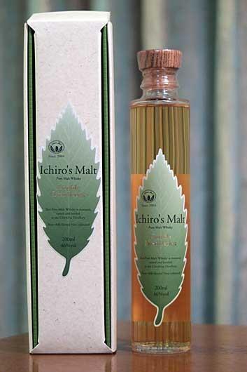 Ichiro's Malt Double Distilleries 200ml