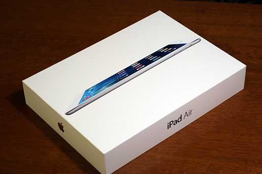 東京 iPad Air